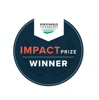 Impact Prize Badge